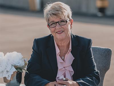 Headshot of Renee Heiney, president of Next Generation Plastics.